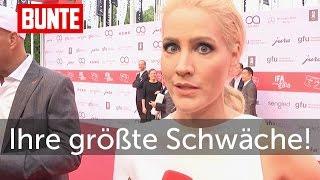 Judith Rakers - Sie spricht über ihre größte Schwäche!   - BUNTE TV