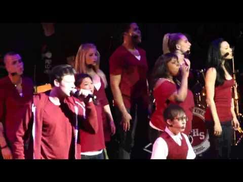 GLEE | Live Tour US 2010 (Part2)