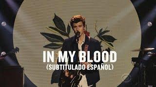 Shawn Mendes - In My Blood (Live) (Subtitulado Español)