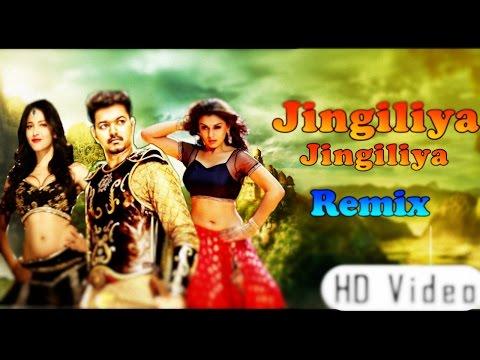 Puli-Jingiliya Song-Thalapathy Version-Remix-Arun Pictures