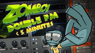 Make Zomboy Double FM Bass In Serum In 5 Minutes (+ FREE Preset & Template)