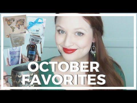October ♥ Favorites!