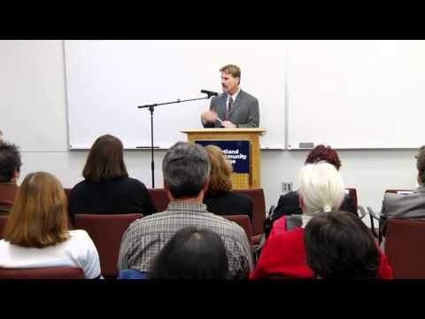 "Peter Hershock at PCC ""Why Asian Studies...?"""