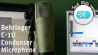 Review: Behringer C-1U Condenser Microphone