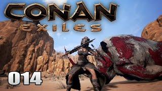 CONAN EXILES [014] [Großwildjäger & das wütende Nashorn] [Multiplayer] [Deutsch German] thumbnail