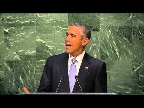 President Obama Comments on Ukraine and Russia