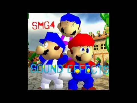 SMG4 SFX- (Sound Effects) - Mario Racecar