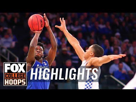 Seton Hall vs. Kentucky | FOX COLLEGE HOOPS HIGHLIGHTS