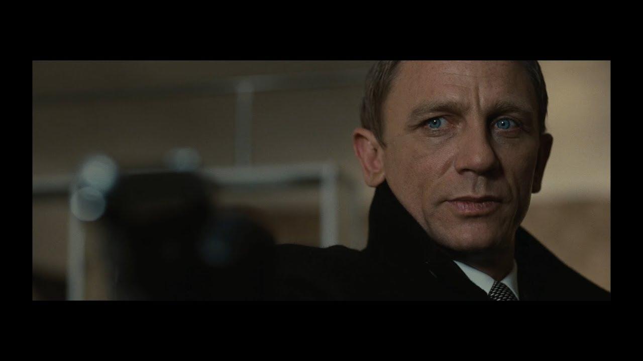 James Bond 007: Quantum Of Solace - Official® Trailer [HD]