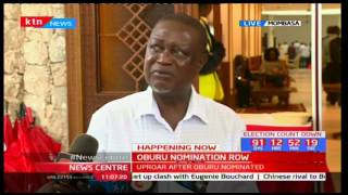 Oburu Odinga reacts to allegations of Raila Odinga influencing his political career
