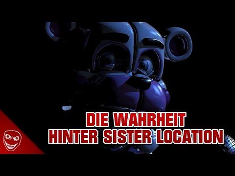 Die Wahrheit hinter Sister Location! [Five Nights at Freddy's Theorie]