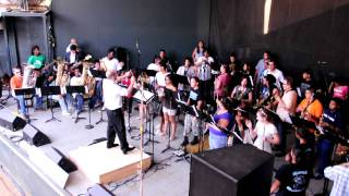 anthropos arts performing outkast ghetto music part 1
