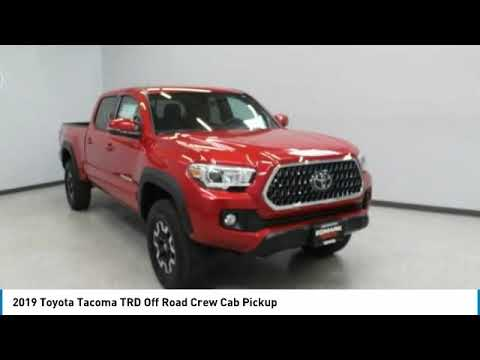 2019 Toyota Tacoma 2019 Toyota Tacoma TRD Off Road Crew Cab Pickup FOR SALE in Nampa, ID 4340300