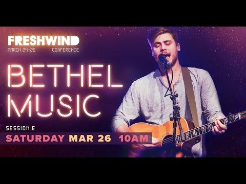 Freshwind 2016 Session E (Worship) - Cory Asbury (Bethel Music) - (March 25)