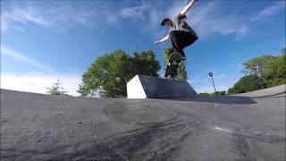 **Troppus Skateboards** Skateboarding Saved My Life pt 2 (Cheri Lindsey Skatepark)
