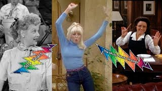 "Grateful Dead ""The Music Never Stopped"" Rockin' 50+ Yrs. of TV Sitcoms - Facebook.com/FunnyVideoGuy"