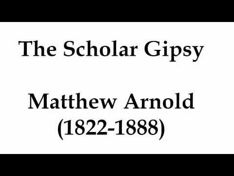 The Scholar Gipsy Critical Analysis Essay - image 8
