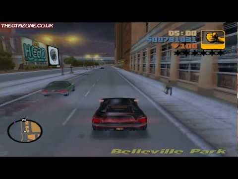 Grand Theft Auto 3 - Mission #59 - Rigged To Blow