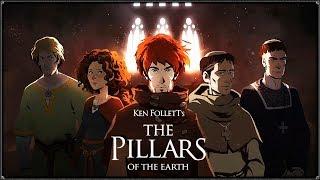 ИЗ ПЕПЛА - Кен Фоллетт Столпы Земли - Гл.1 #Прохождение