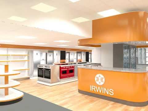 Irwins, Buncrana 3D Walkthrough