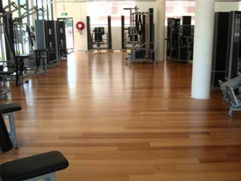 Cork & Parquetry Specialists Floor Montage