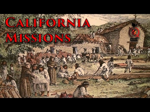 The Mission System | California History [ep.2]