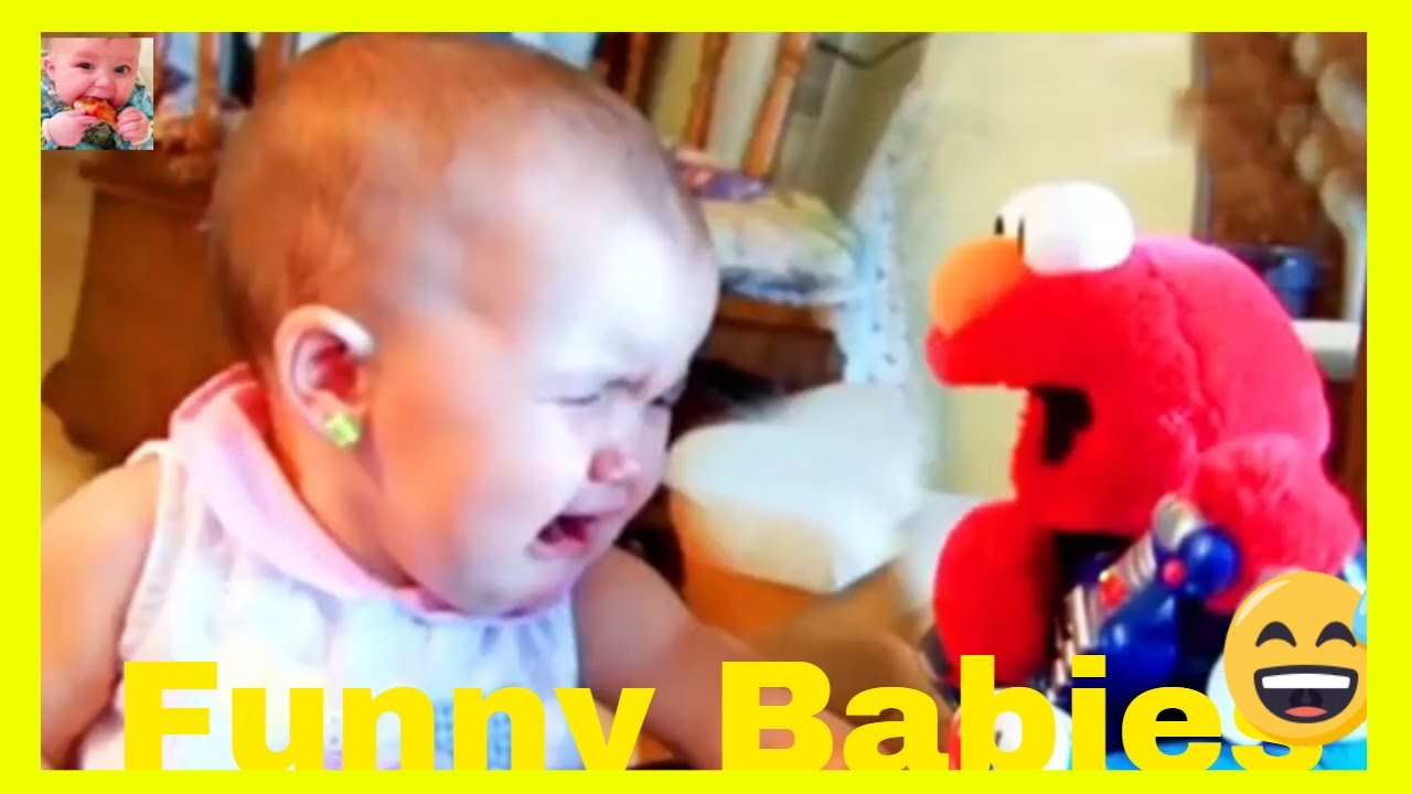 HILARIOUS ADORABLE BABIES - Funny Baby Videos Compilations 😂