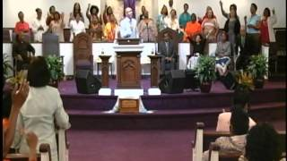 Heart of God Ministries Mass Choir singing (You are Great & Awesome God)