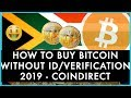 How to Buy Bitcoin With NO ID! Best NO ID NEEDED Method ...