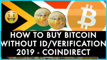 How to buy Bitcoin without ID / Verification 2019