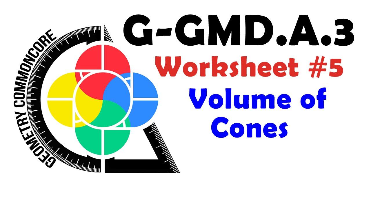 G Gmd 3 W Ksheet 5 C Es Nd Ir Volume Youtube