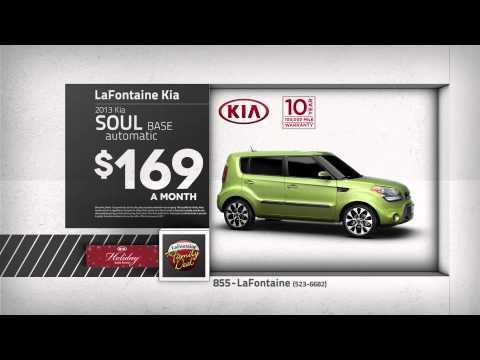 LaFontaine Kia - Kia Holiday Sales Event - Dearborn, M