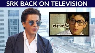 Shah Rukh Khan Returns To Television After 30 Years With Circus On Doordarshan | Details OUT!