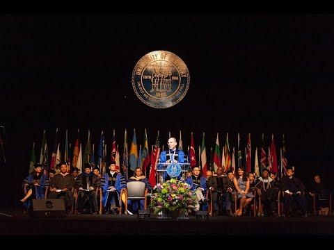 University of Kentucky New Student Induction Ceremony 2016
