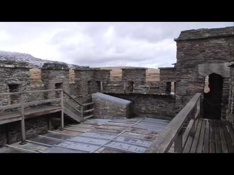 Castles Part 1 (Medieval Castles of Gwynedd)