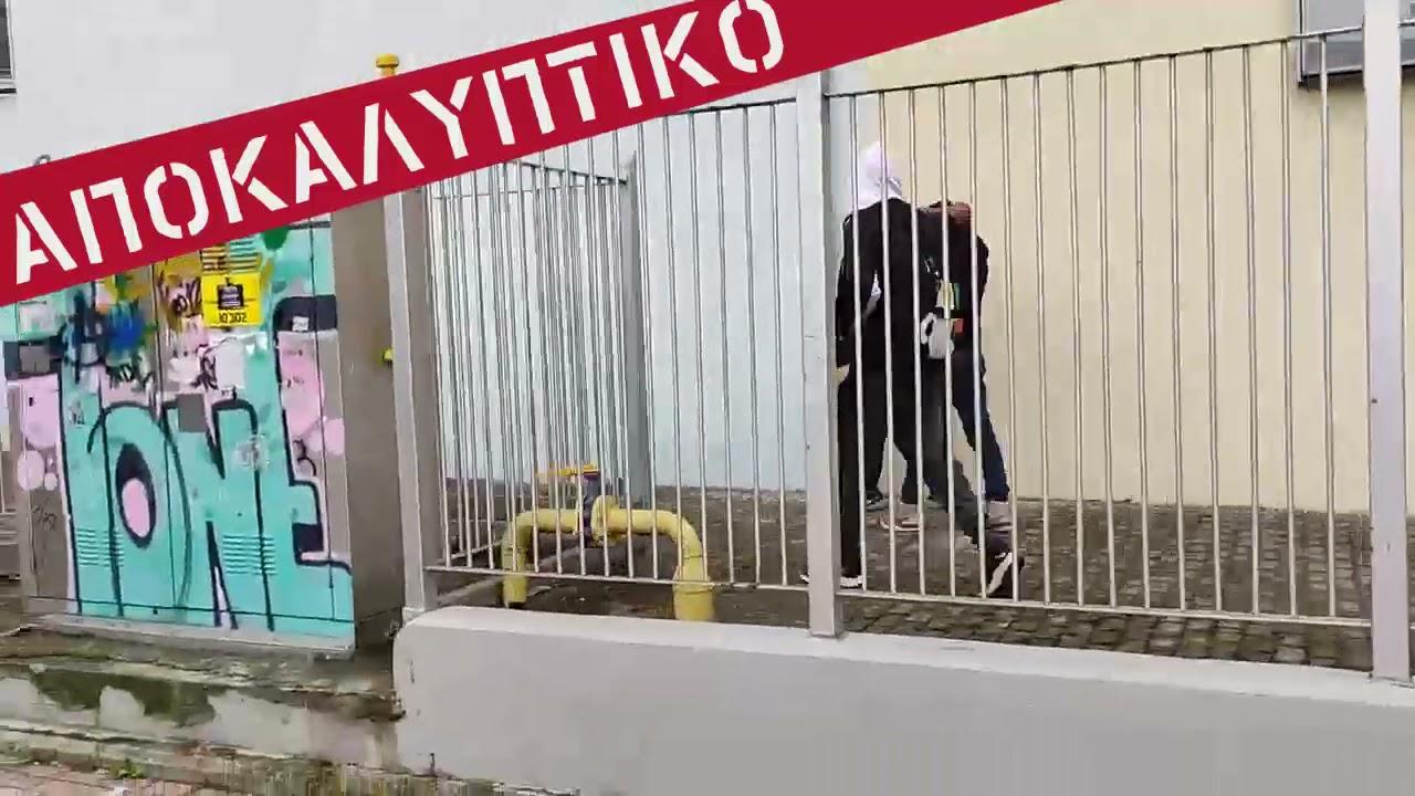 Με την καθοδήγηση της διεύθυνσης του ΕΠΑΛ Σταυρούπολης αλώνιζαν οι φασιστικές ομάδες