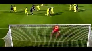 Video Gol Pertandingan Huesca vs Villarreal