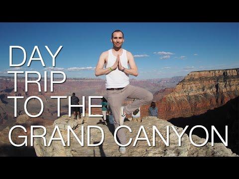 GRAND CANYON DAY TRIP [SOUTH RIM] - TRAVEL VLOG