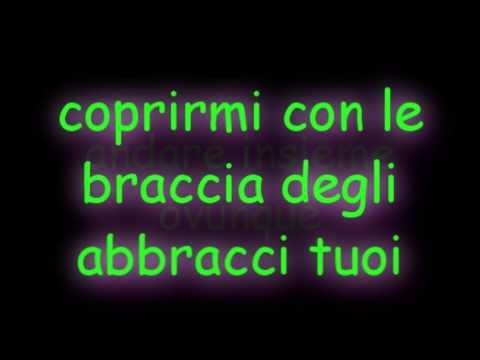 Non Voglio Perderti - Gianluca Capozzi (Testo)