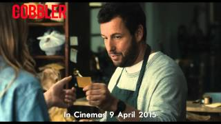 THE COBBLER Official Trailer (In Cinemas 9 April 2015)