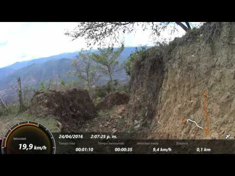 678 1 - Descenso Llanadas - Sucre
