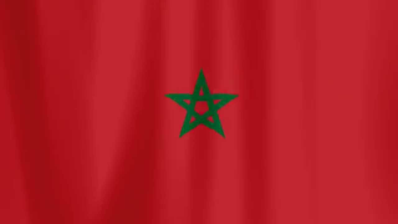 Morocco National Anthem - النشيد الوطني المغربي (Instrumental)