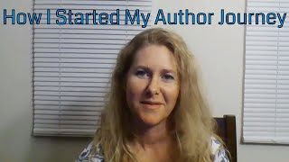 How I Started My Author Journey