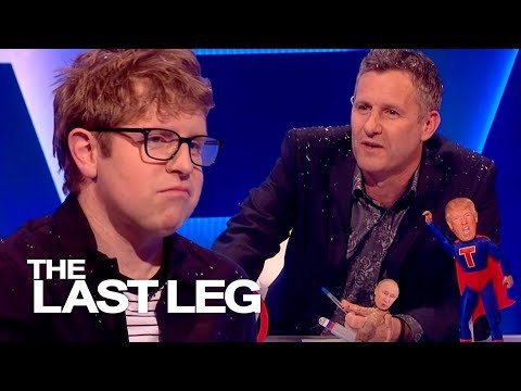 World Book Day - The Last Leg