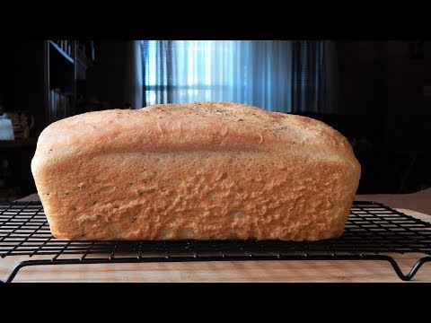 Whole Wheat Bread With Chia Seeds Recipe   The Sweetest Journey
