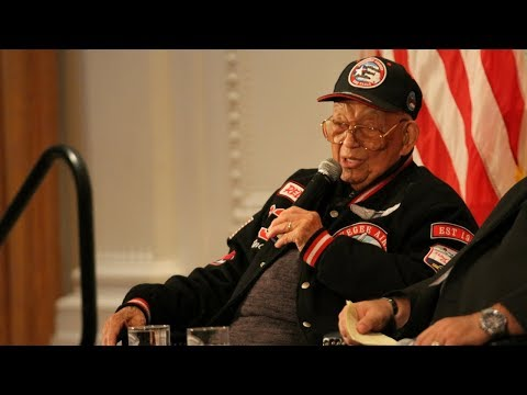 Lt. Col. Bob Friend, Red Tail Pilot | Richard Nixon Presidential Library and Museum