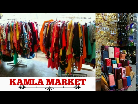 Kamla Nagar Market(Delhi) || Low-Priced Clothes,Shoes,Accessories etc || All in One Market