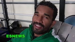 Pita Garcia Gervonta Davis Beats Ryan Garcia Talks Sparring vs Fighting EsNews Boxing