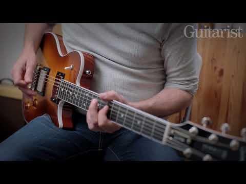 Godin Summit Classic Ltd Guitar Demo