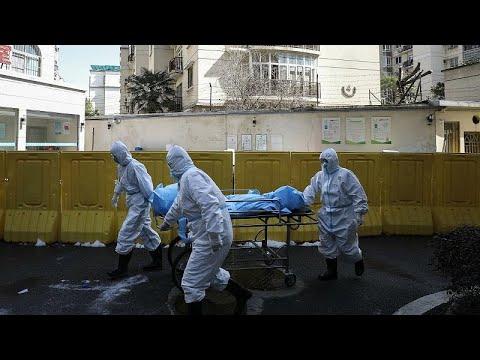 الصين ترى زيادة -طفيفة- في معدل الإصابة بفيروس كورونا الجديد مع ارتفاع حصيلة الضحايا…  - نشر قبل 2 ساعة